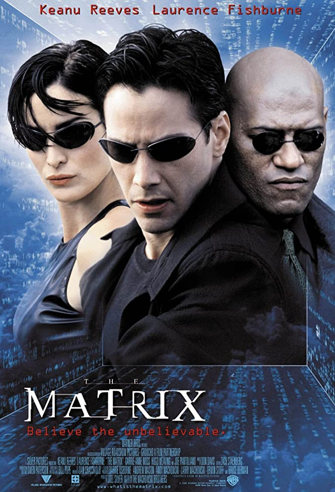 The Matrix 1999 Cut