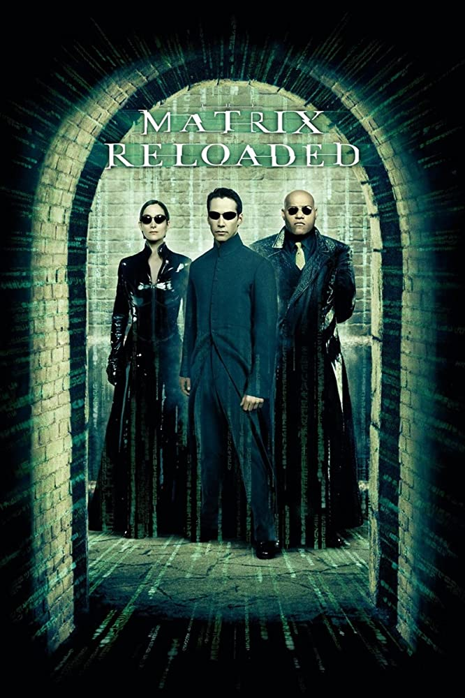 The Matrix: Reloaded 2003 Cut