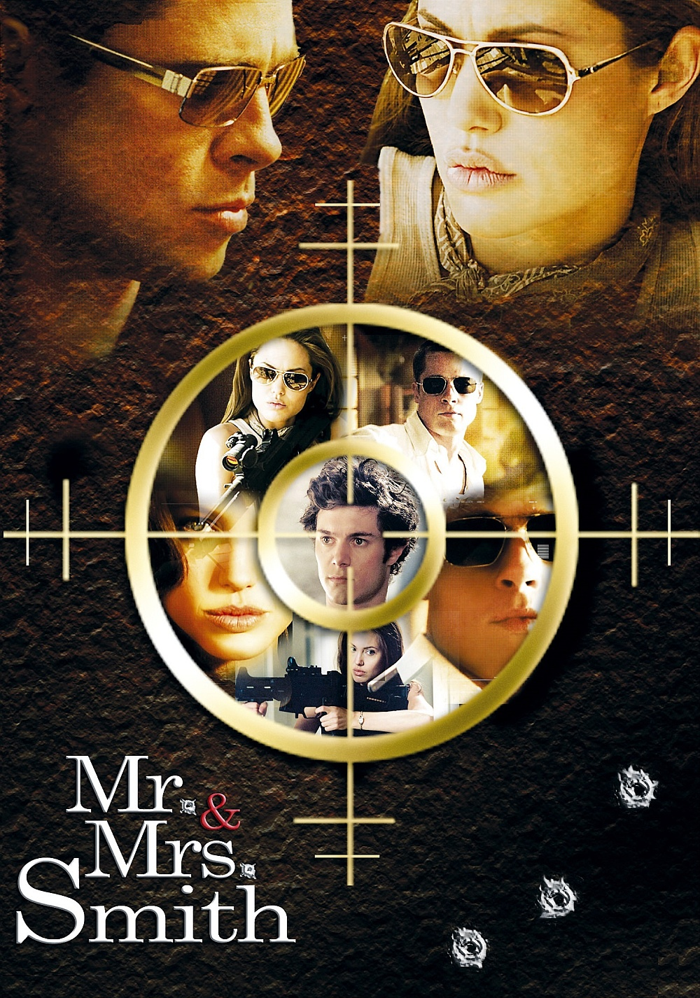 Mr. & Mrs. Smith 2005 Cut