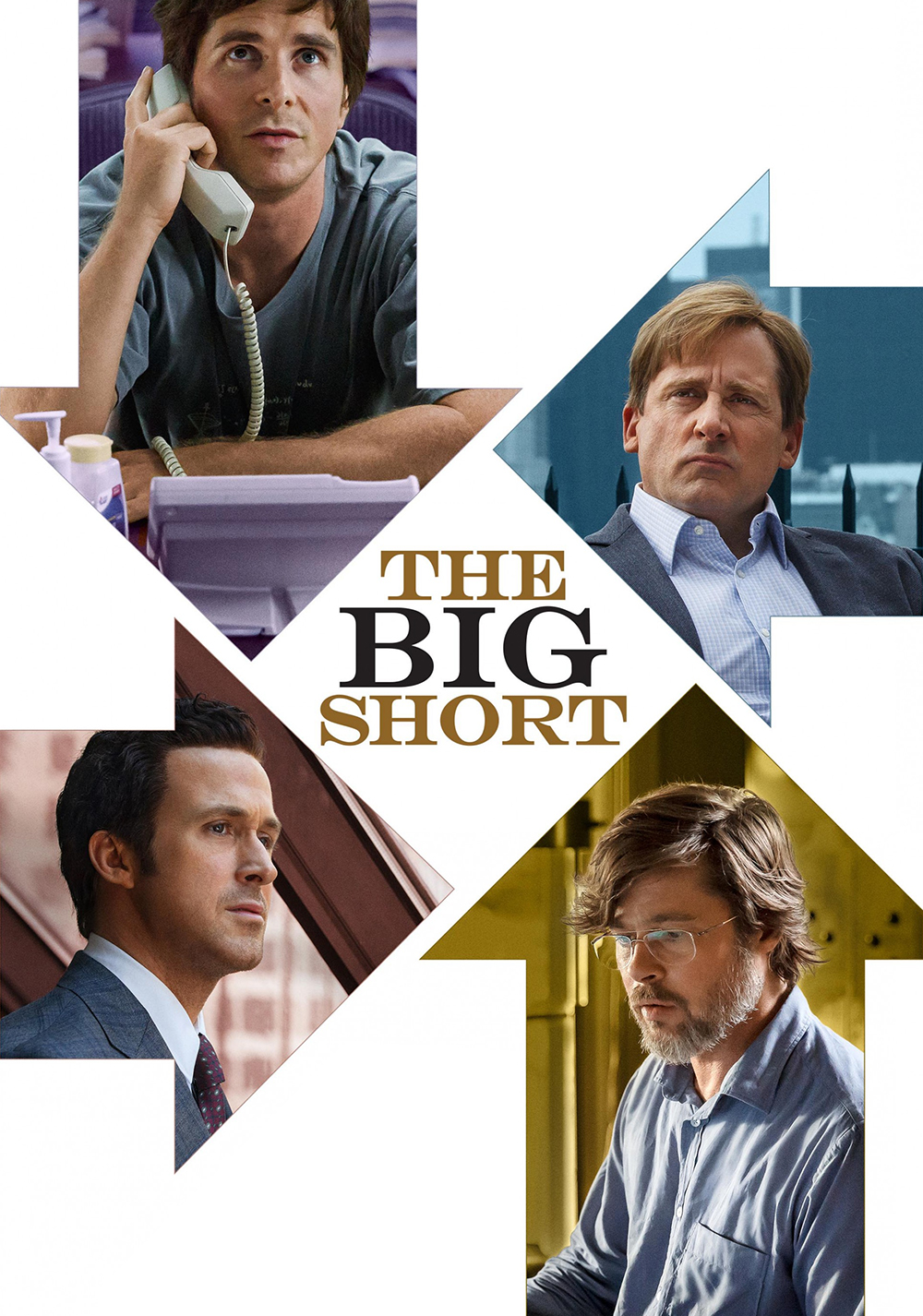 The Big Short 2015 Cut