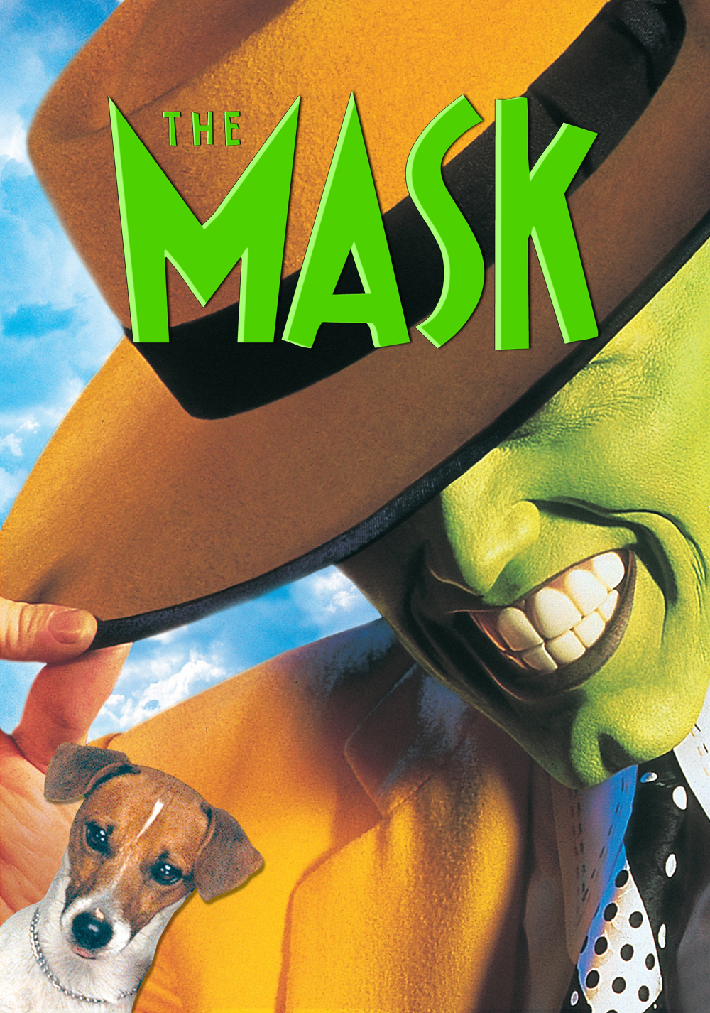 The Mask 1994 Cut