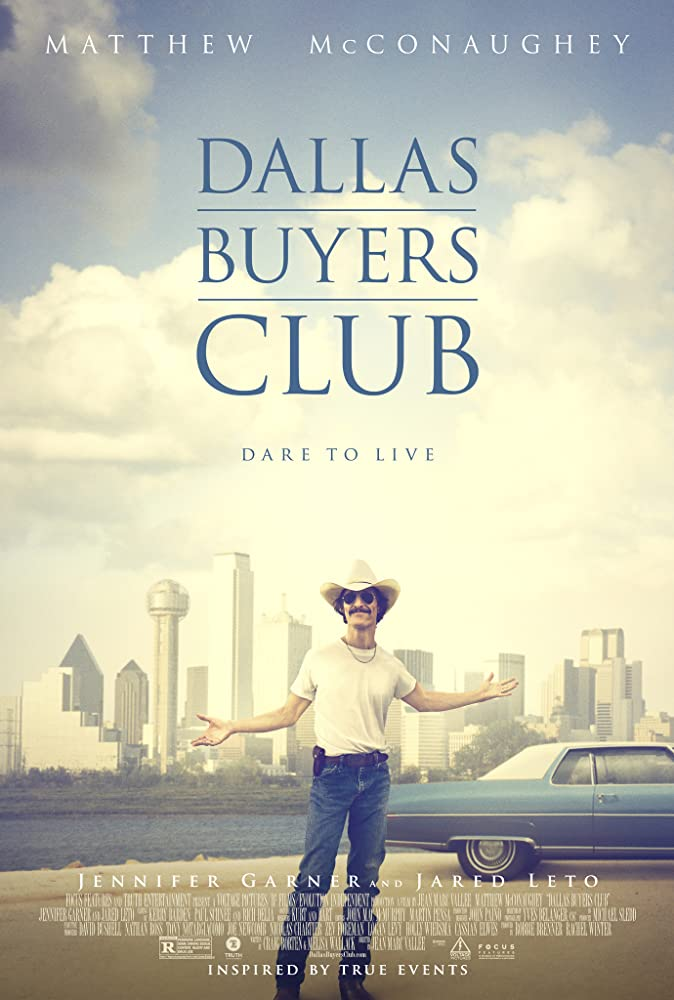 Dallas Buyers Club 2013 Cut