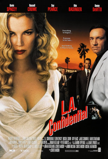 L.A. Confidential 1997 Cut
