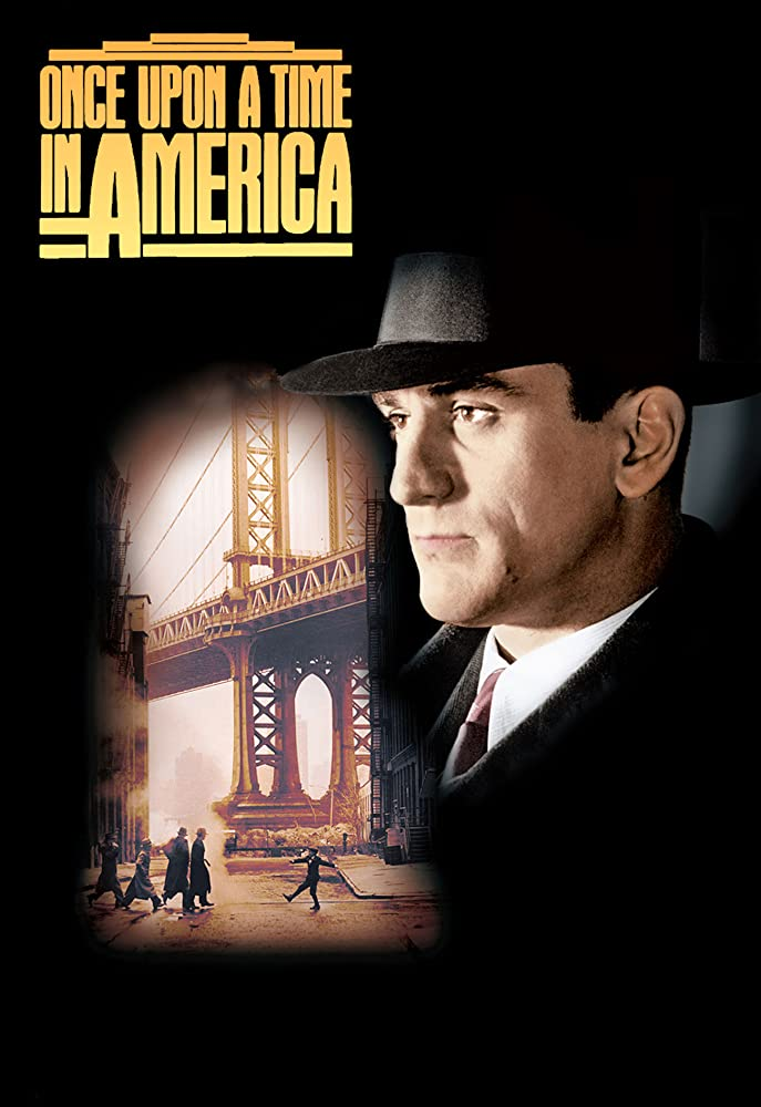 Once Upon A Time In America 1984 Cut
