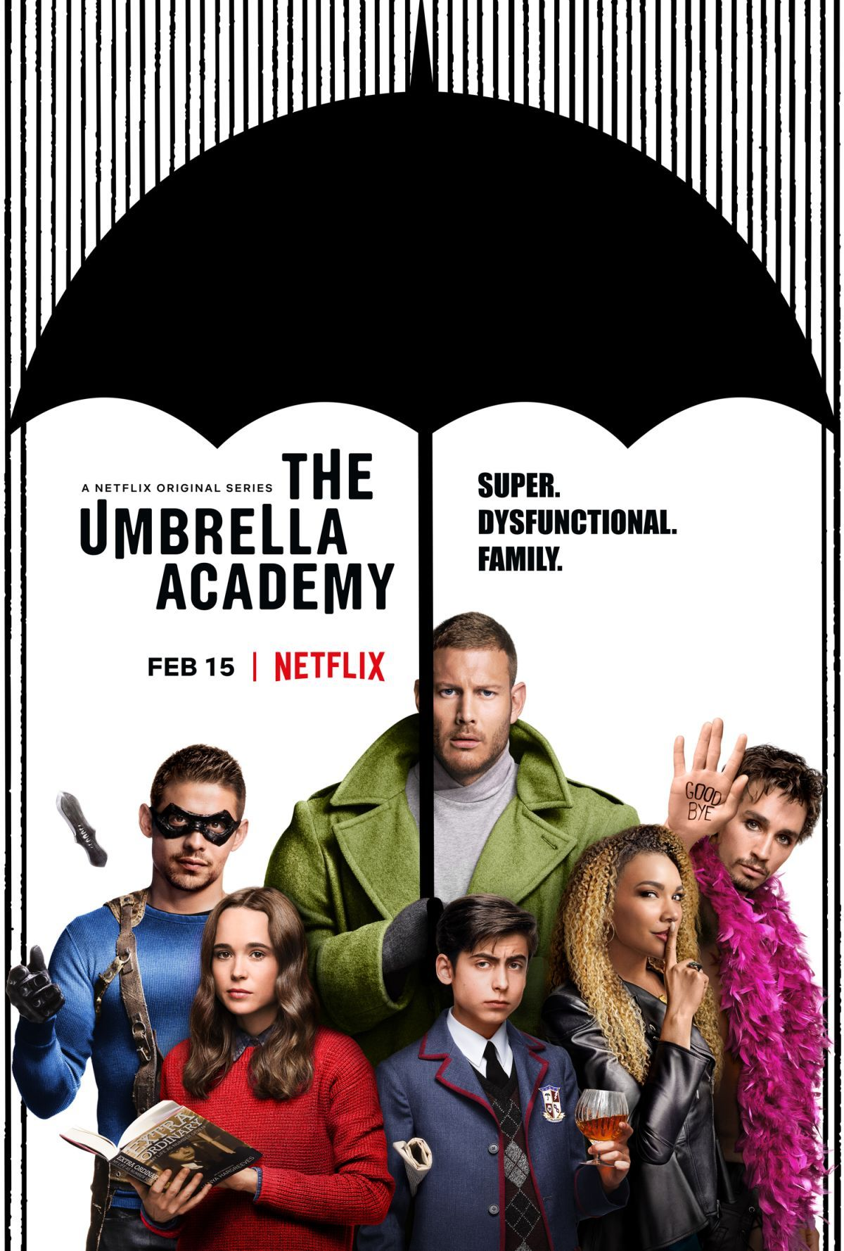 The Umbrella Academy S01 E01 Cut