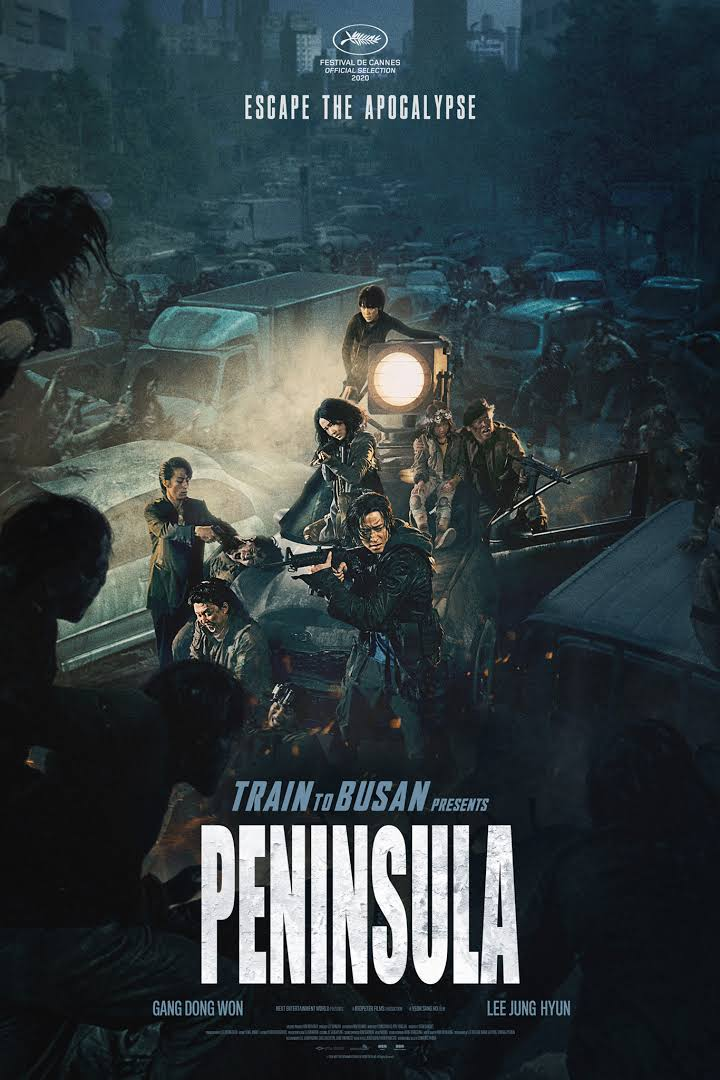 Train to Busan 2: Peninsula 2020