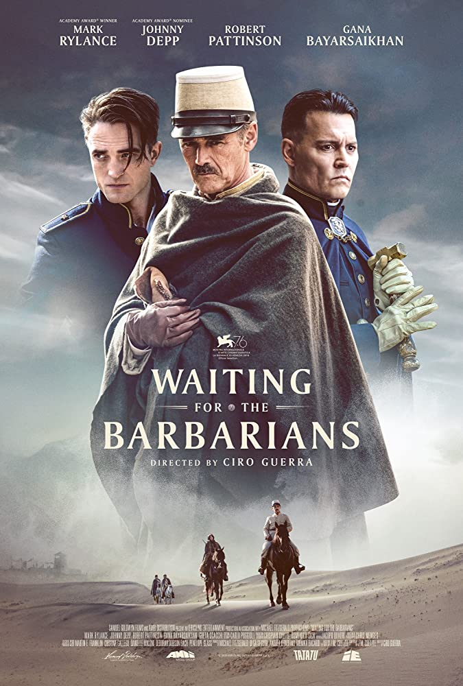 Waiting for the Barbarians 2019 Cut