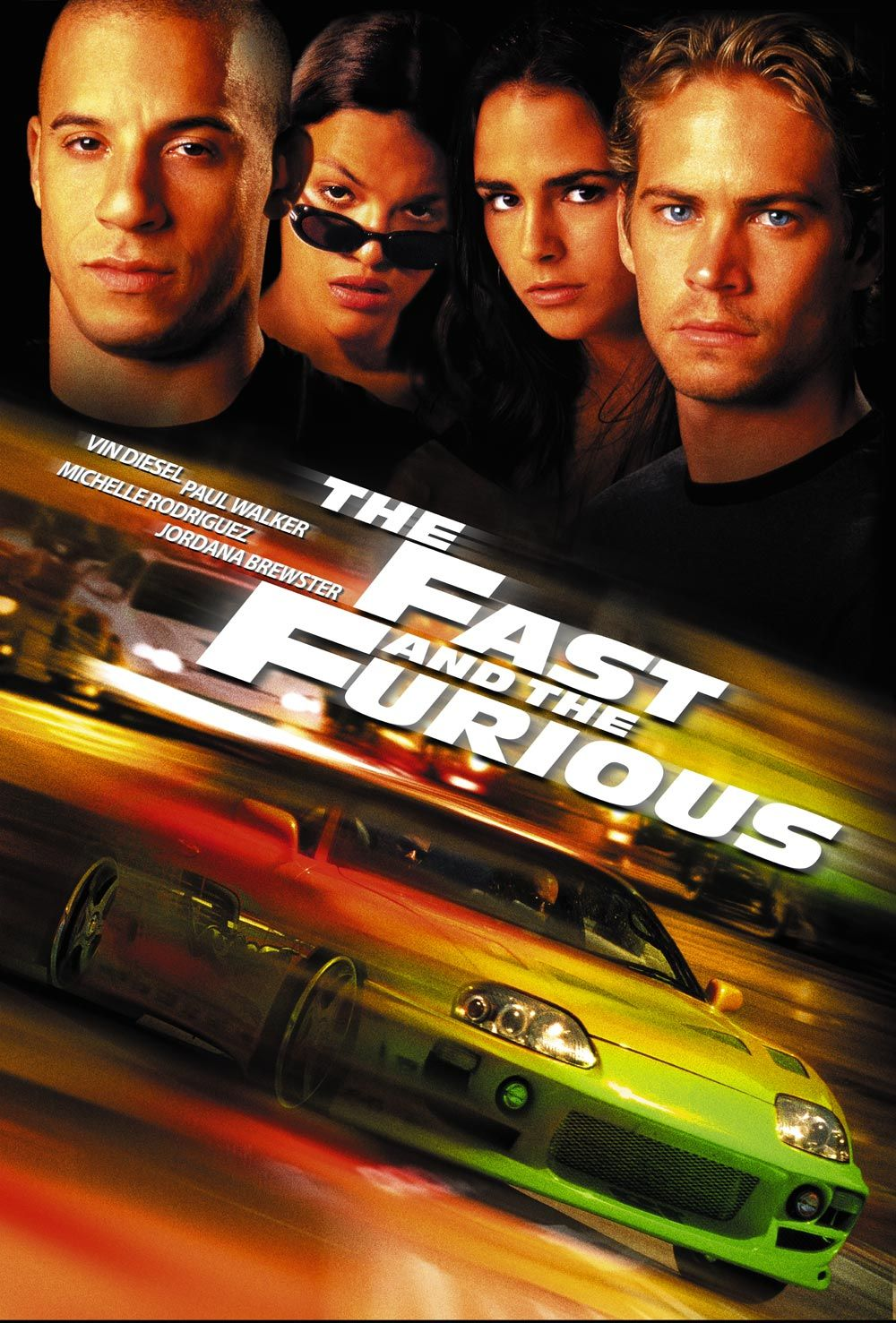 The Fast and The Furious 2001 Cut