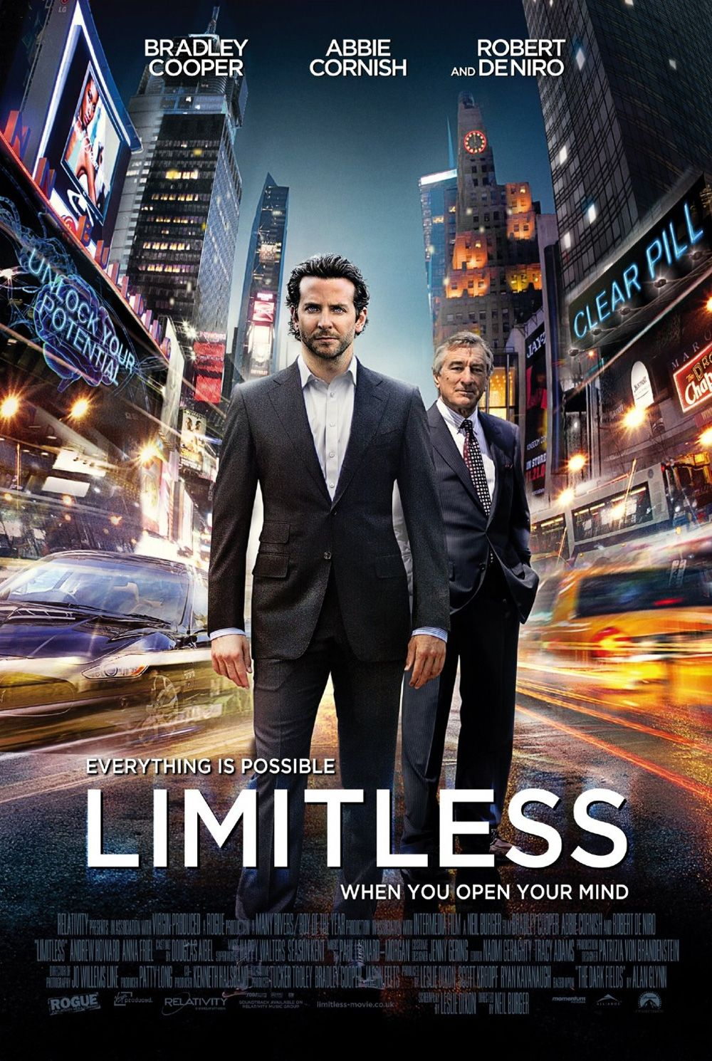 Limitless 2011 Cut