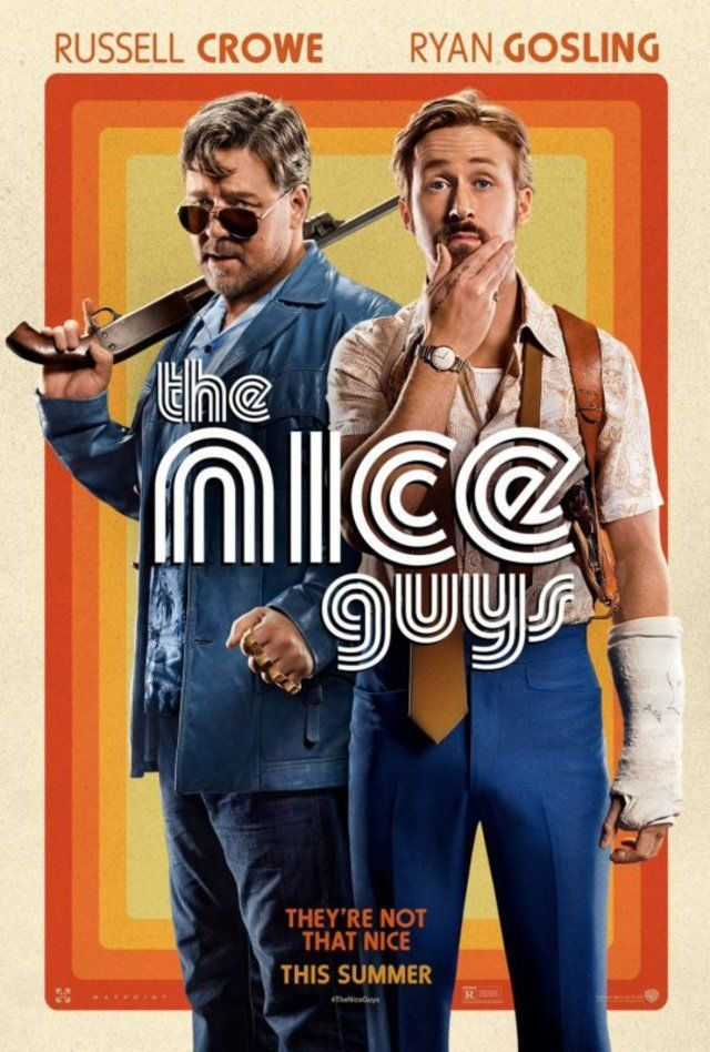 The Nice Guys 2016 Cut
