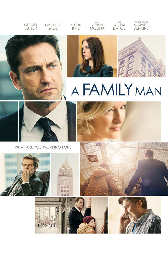 A Family Man 2016 Cut