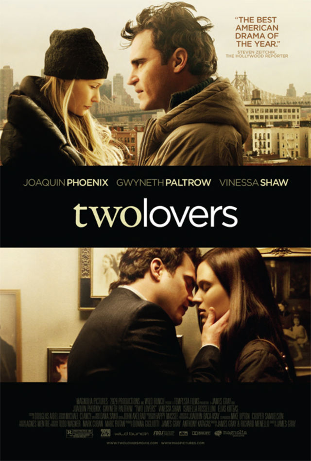 Two Lovers 2008 Cut