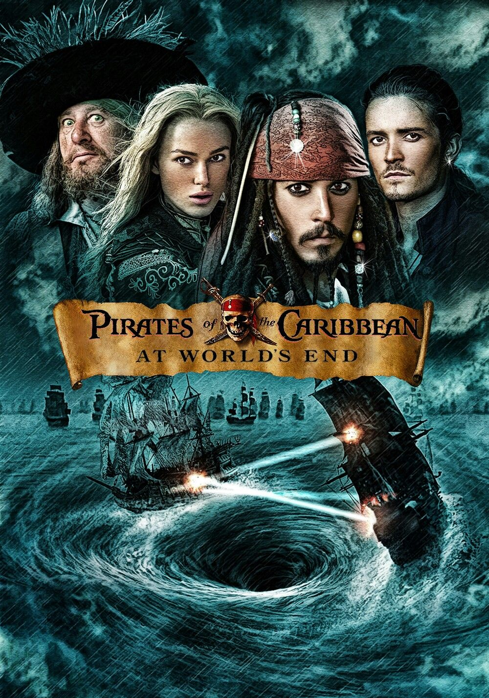 Pirates of the Caribbean 3 2007 Cut