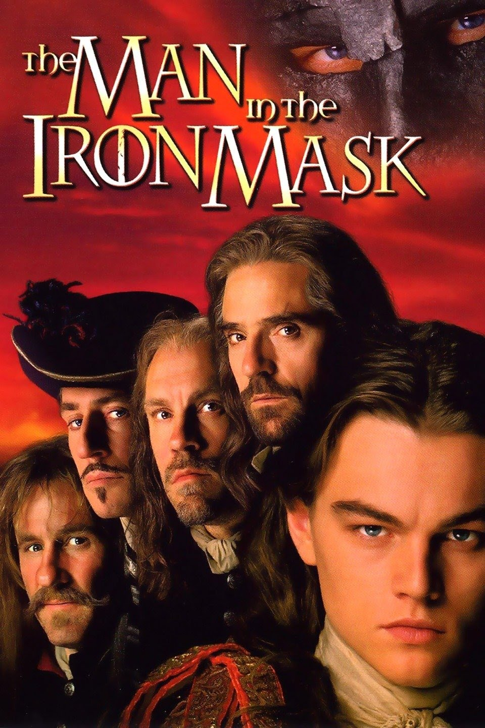 The Man in The Iron Mask 1998 Cut