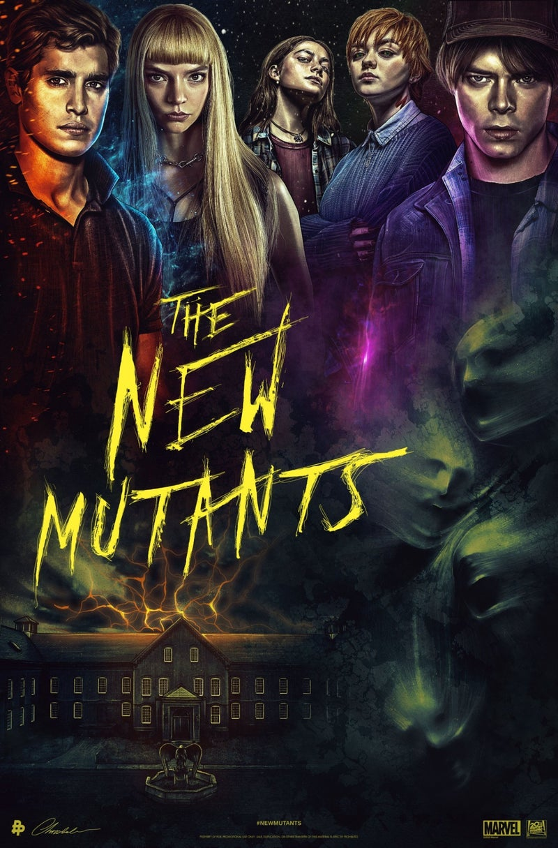 The New Mutants 2020 Cut