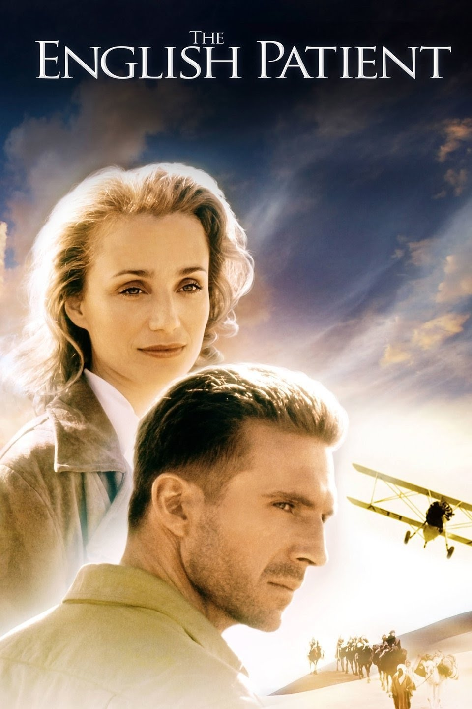 The English Patient 1996 Cut