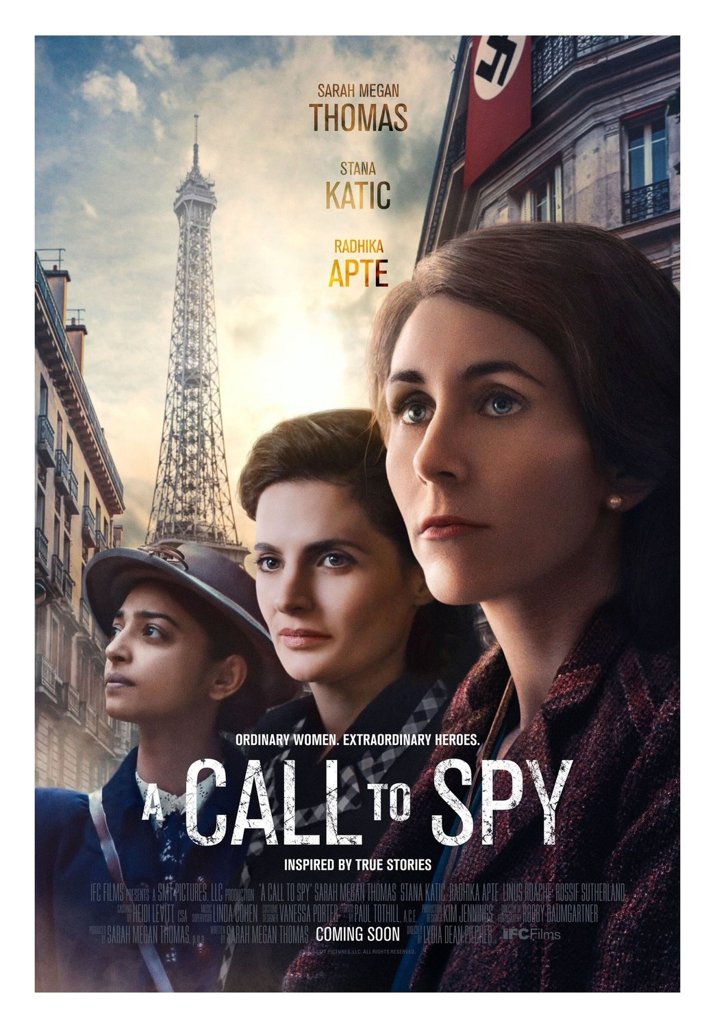 A Call To Spy 2019