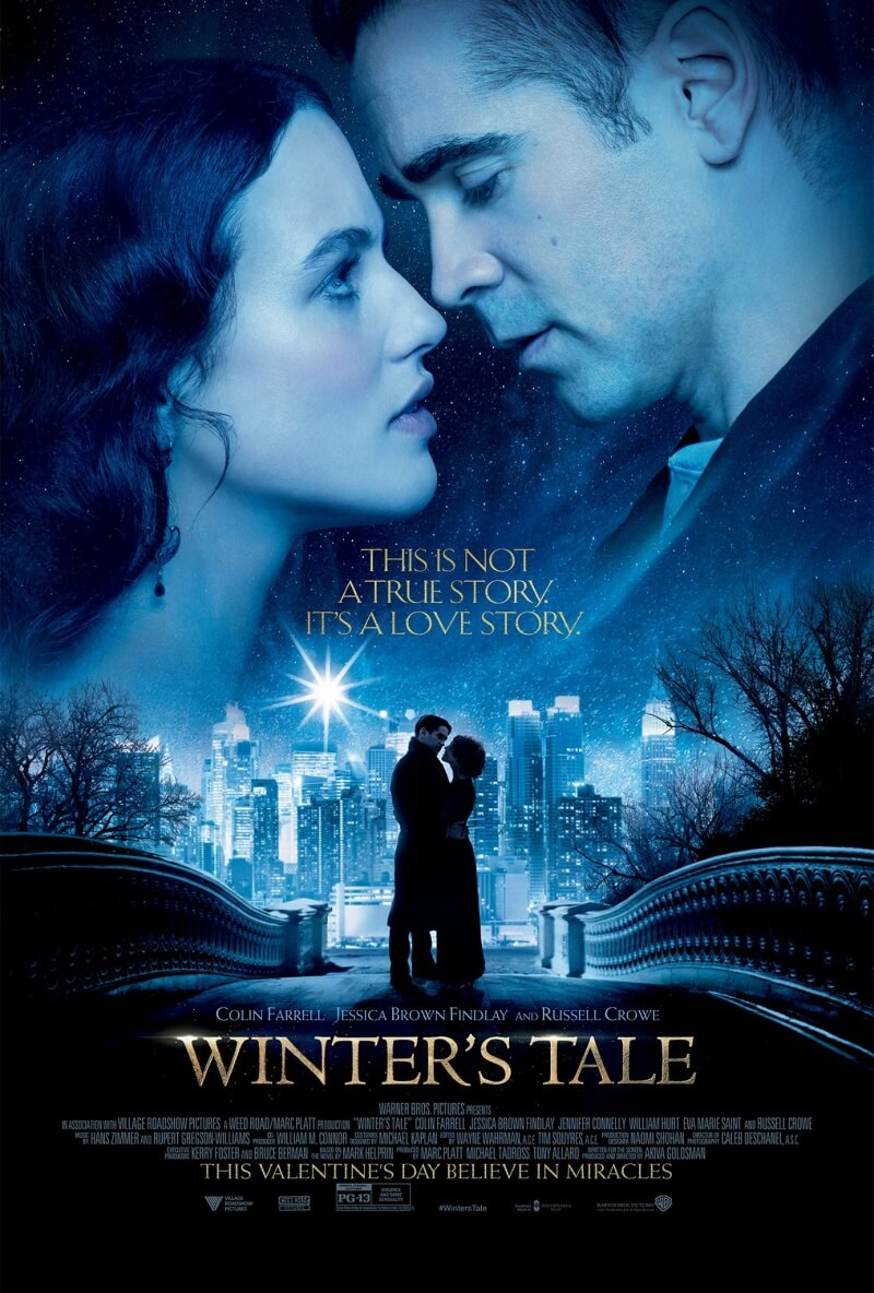 Winter's Tale 2014 Cut
