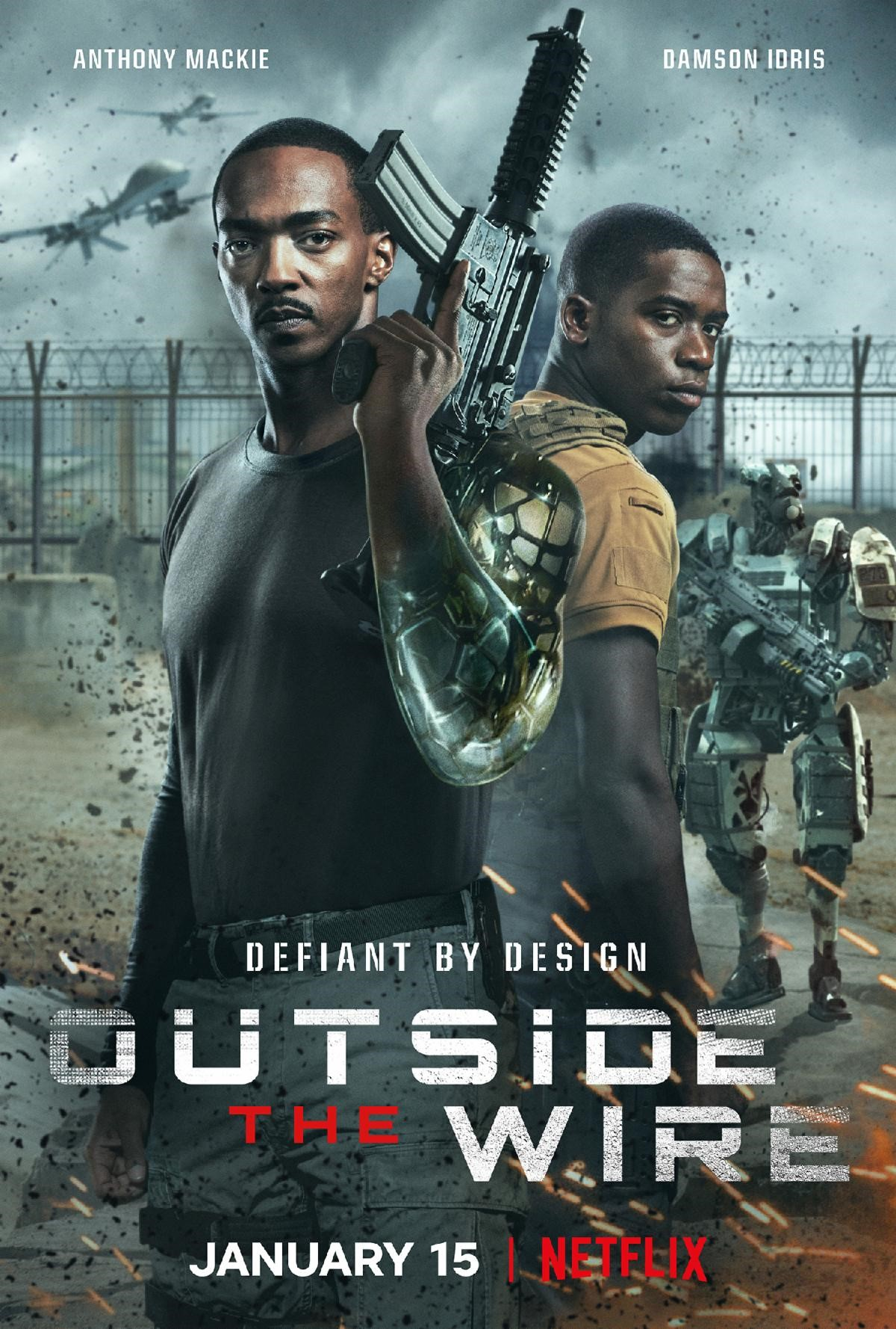 Outside the Wire 2021 Cut