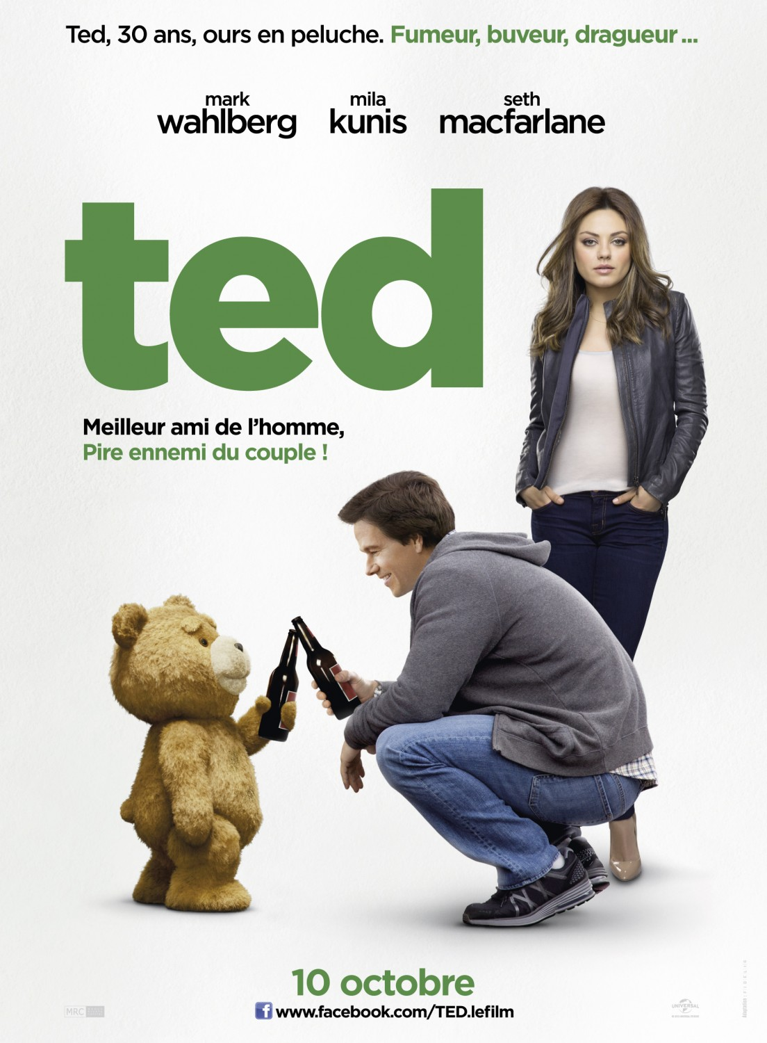 Ted 2012 Cut