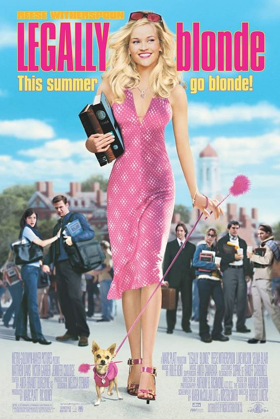 Legally Blonde 2001 Cut