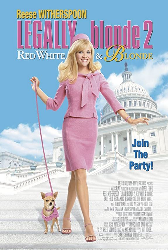 Legally Blonde 2 2003 Cut