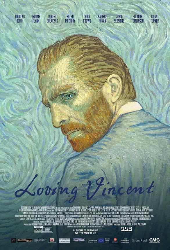 Loving Vincent 2017 Cut