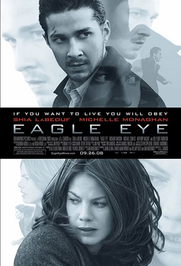 Eagle Eye 2008 Cut