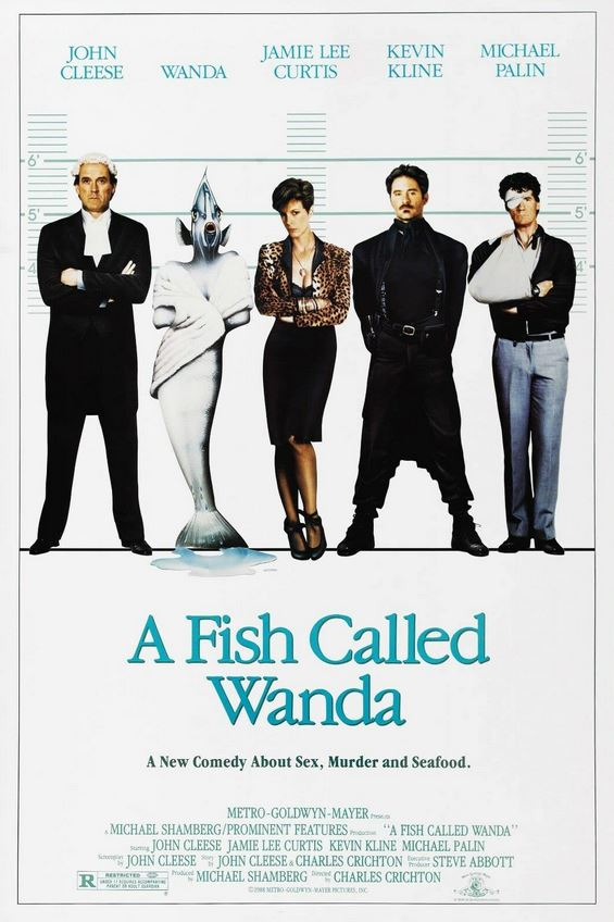 A Fish Called Wanda 1988 Cut