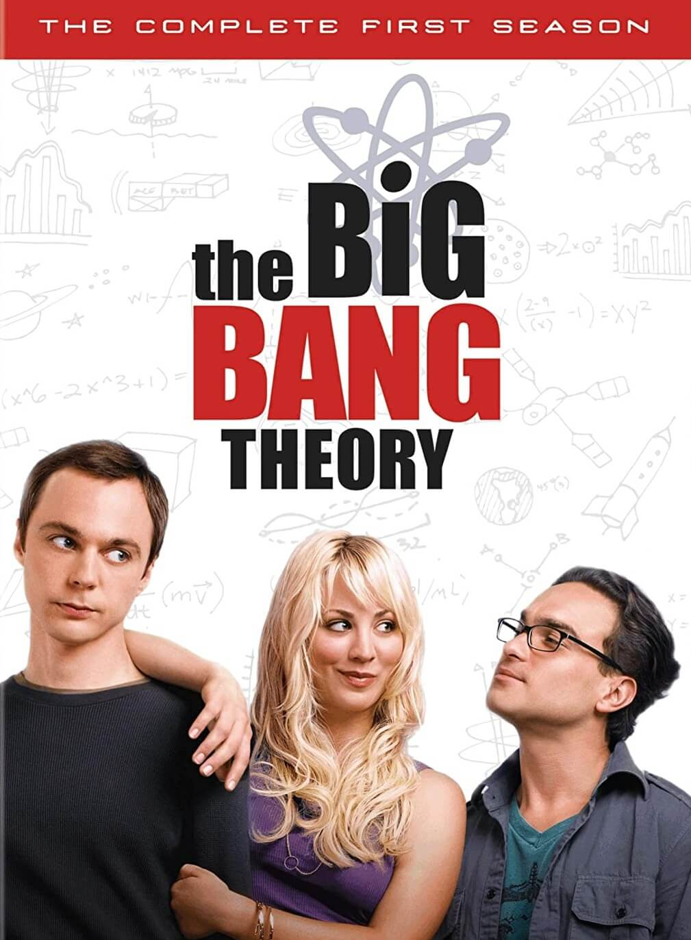 The Big Bang Theory S01 E01