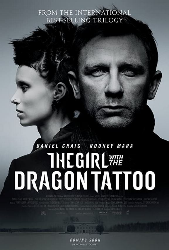 The Girl with the Dragon Tattoo 2011 Cut