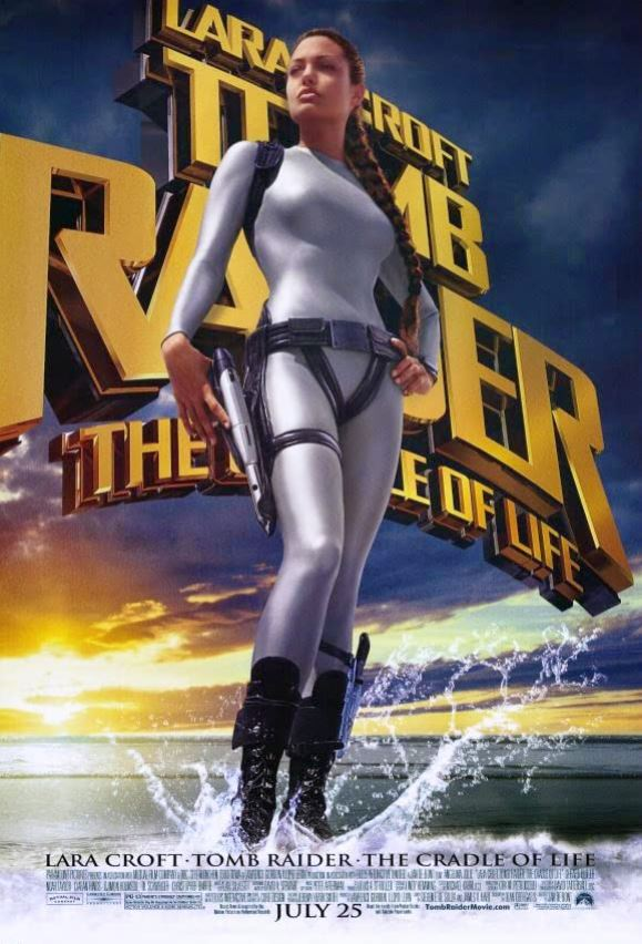 Lara Croft Tomb Raider: The Cradle of Life 2003 Cut