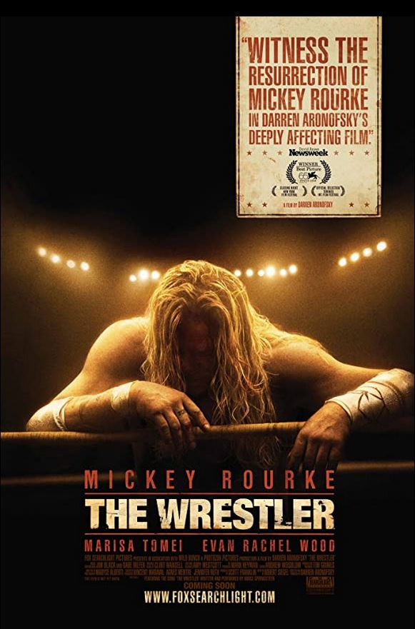 The Wrestler 2008 Cut
