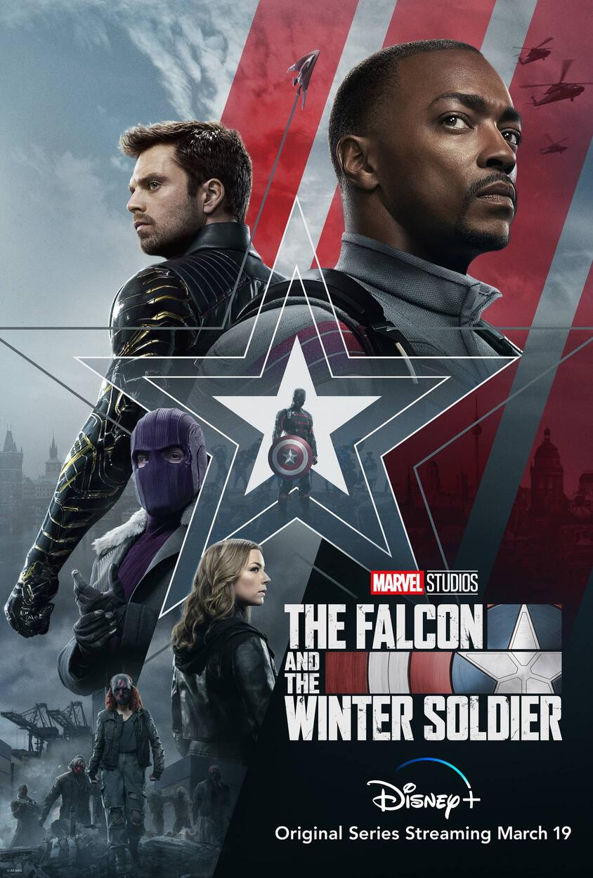 The Flacon and the Winter Soldier S01 E05