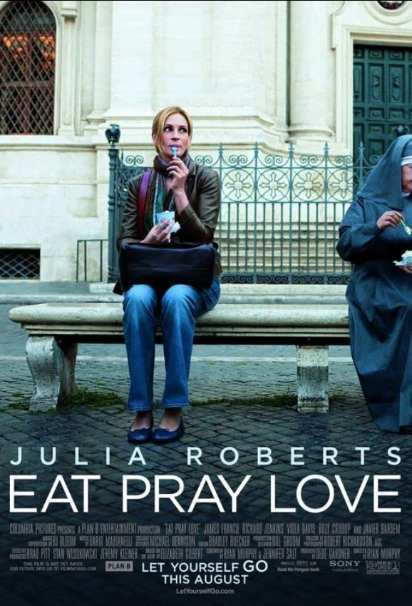 Eat Pray Love 2010 Cut