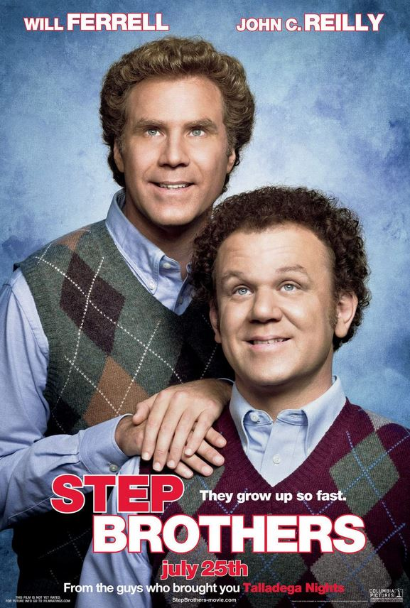 Step Brothers 2008 Cut