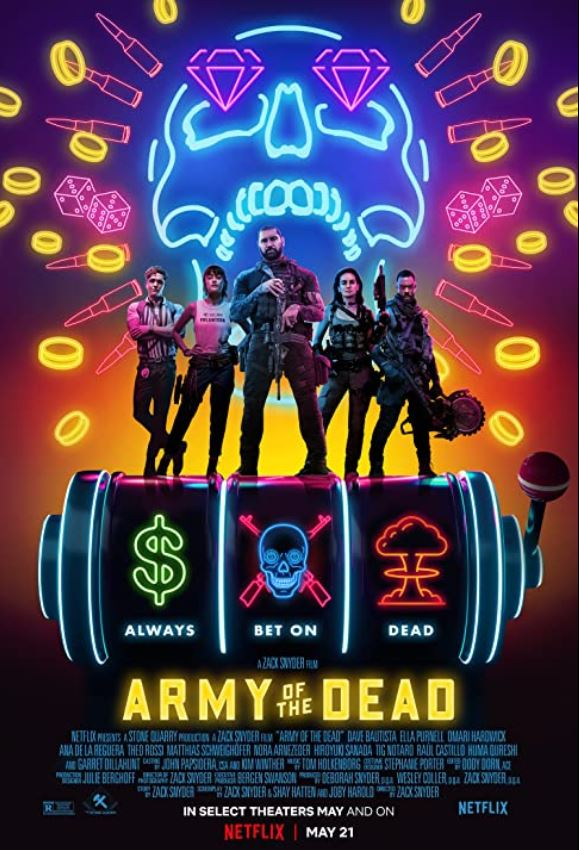 Army of the Dead 2021 Cut