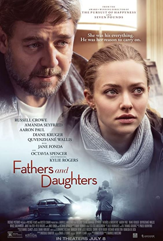 Fathers & Daughters 2015 Cut