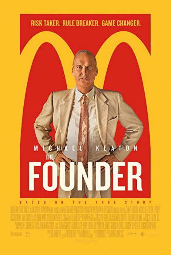 The Founder 2016 Cut